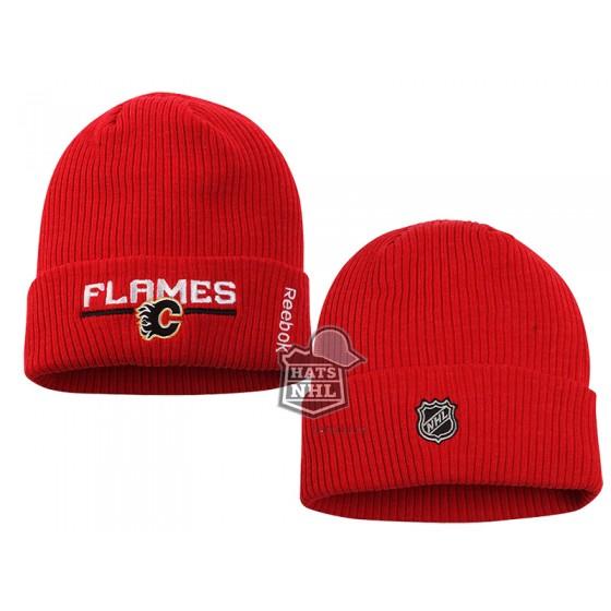 Шапка Reebok NHL Calgary Flames  В НАЛИЧИИ в Ярославле