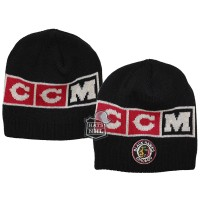 Шапка CCM NHL Chicago Blackhawks  В НАЛИЧИИ в Ярославле