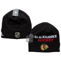 Шапка Adidas NHL Chicago Blackhawks  В НАЛИЧИИ в Ярославле