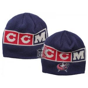 Шапка CCM NHL Columbus Blue Jackets В НАЛИЧИИ в Ярославле