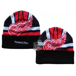 Шапка Mitchell & Ness NHL Detroit Red Wings  В НАЛИЧИИ в Ярославле