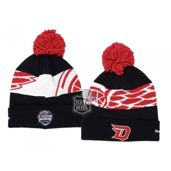 Шапка Reebok NHL Detroit Red Wings  В НАЛИЧИИ в Ярославле