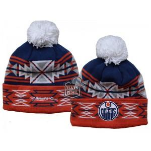 Шапка Mitchell & Ness NHL Edmonton Oilers  В НАЛИЧИИ в Ярославле
