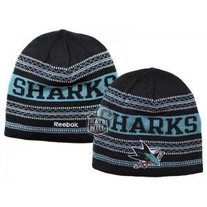 Шапка Reebok NHL San Jose Sharks  В НАЛИЧИИ в Ярославле