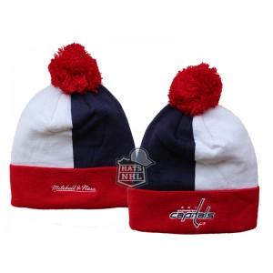 Шапка Mitchell & Ness NHL Washington Capitals  В НАЛИЧИИ в Ярославле