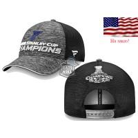 Кепка  St. Louis Blues Fanatics Branded 2019 Stanley Cup Champions НА ЗАКАЗ