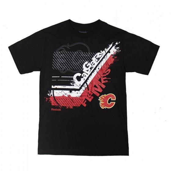 Футболка Calgary Flames NHL Reebok В НАЛИЧИИ в Ярославле