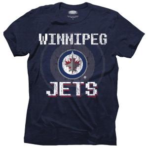 Футболка Majestic NHL Winnipeg Jets  В НАЛИЧИИ в Ярославле