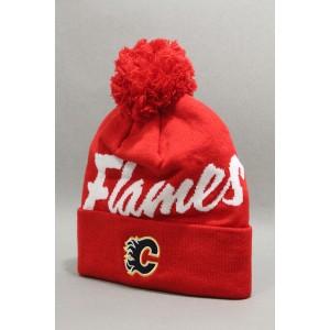 Шапка Mitchell & Ness NHL Calgary Flames  В НАЛИЧИИ в Ярославле