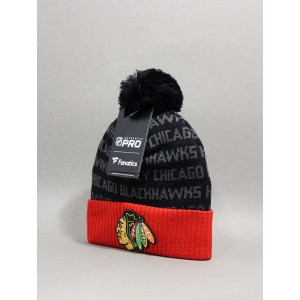 Шапка Fanatics NHL Chicago Blackhawks  В НАЛИЧИИ в Ярославле