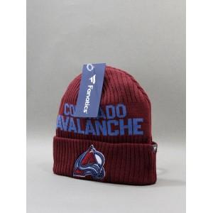Шапка Fanatics NHL Colorado Avalanche В НАЛИЧИИ в Ярославле