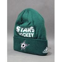 Шапка Adidas NHL Dallas Stars  В НАЛИЧИИ в Ярославле