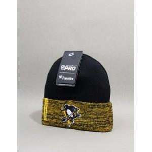 Шапка Fanatics NHL Pittsburgh Penguins  В НАЛИЧИИ в Ярославле