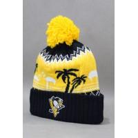 Шапка Adidas NHL Pittsburgh Penguins  В НАЛИЧИИ в Ярославле