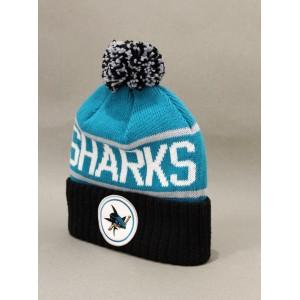 Шапка Mitchell & Ness NHL San Jose Sharks  В НАЛИЧИИ в Ярославле
