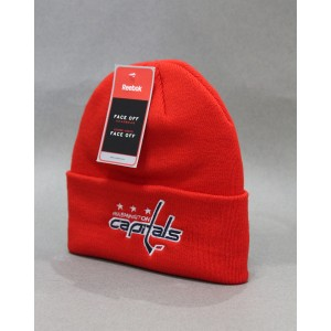Шапка Reebok NHL Washington Capitals  В НАЛИЧИИ в Ярославле