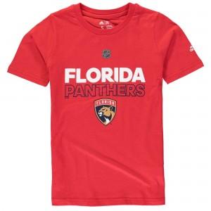 Футболка ДЕТСКАЯ Adidas Florida Panthers   В НАЛИЧИИ в Ярославле
