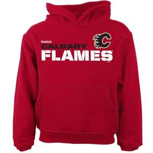 Толстовка ДЕТСКАЯ Reebok NHL Calgary Flames В НАЛИЧИИ в Ярославле