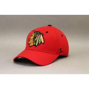 Кепка ДЕТСКАЯ Zephyr NHL Chicago Blackhawks  В НАЛИЧИИ в Ярославле