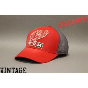 Кепка CCM  NHL Detroit Red Wings  В НАЛИЧИИ в Ярославле
