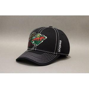 Кепка  Reebok NHL Minnesota Wild  В НАЛИЧИИ в Ярославле