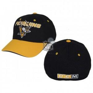 Кепка  CCM NHL Pittsburgh Penguins  В НАЛИЧИИ в Ярославле