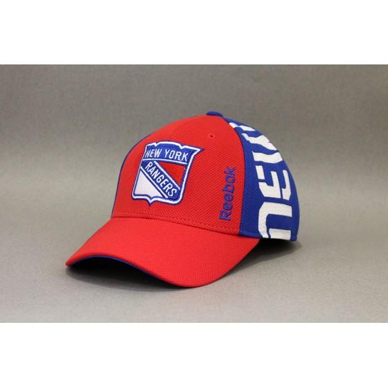 Кепка Reebok NHL New York Rangers Draft 2016  В НАЛИЧИИ в Ярославле