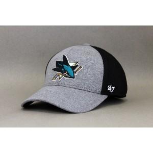 Кепка 47 Brand NHL San Jose Sharks  В НАЛИЧИИ в Ярославле