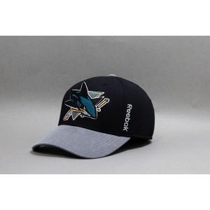 Кепка Reebok NHL San Jose Sharks  В НАЛИЧИИ в Ярославле