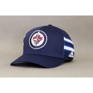 Кепка Adidas NHL Winnipeg Jets Draft 2017  В НАЛИЧИИ в Ярославле