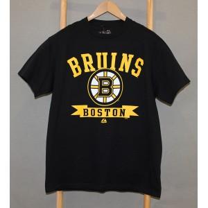 Футболка Majestic NHL Boston Bruins  В НАЛИЧИИ в Ярославле