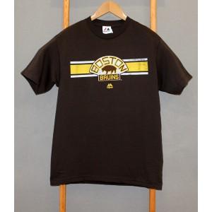 Футболка Majestic NHL Boston Bruins Stanley Cup History  В НАЛИЧИИ в Ярославле