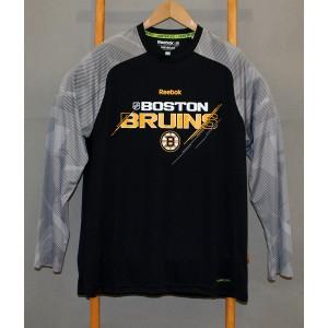 Футболка Reebok NHL Boston Bruins PLAY DRY  В НАЛИЧИИ в Ярославле