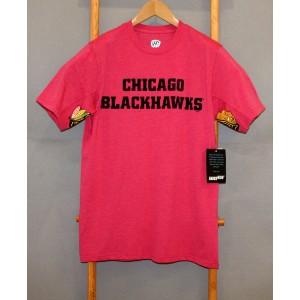 Футболка  Chicago Blackhawks NHL Hands High  В НАЛИЧИИ в Ярославле