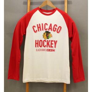 Футболка Chicago Blackhawks NHL CCM В НАЛИЧИИ в Ярославле
