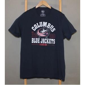 Футболка Columbus Blue Jackets 47 Brand NHL  В НАЛИЧИИ в Ярославле