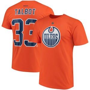 Футболка Reebok NHL Edmonton Oilers  В НАЛИЧИИ в Ярославле