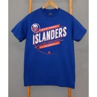 Футболка  New York Islanders NHL Majestic  В НАЛИЧИИ в Ярославле