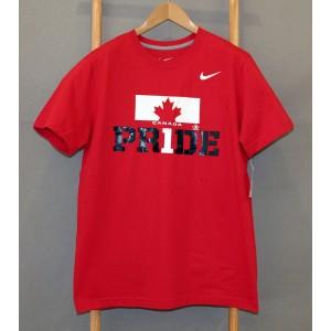 Футболка Nike Team Canada Olimpyc Games Sochi 2014 В НАЛИЧИИ в Ярославле