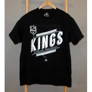 Футболка  Los Angeles Kings Majestic NHL   В НАЛИЧИИ в Ярославле