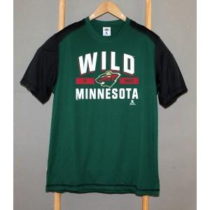 Футболка Minnesota Wild  NHL  В НАЛИЧИИ в Ярославле