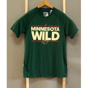 Футболка Minnesota Wild  NHL Adidas В НАЛИЧИИ в Ярославле