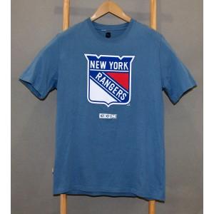 Футболка  New York Rangers NHL CCM В НАЛИЧИИ в Ярославле