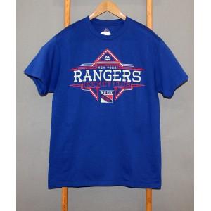 Футболка  New York Rangers NHL Majestic В НАЛИЧИИ в Ярославле