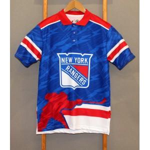 Поло  New York Rangers NHL Forever Collection В НАЛИЧИИ в Ярославле