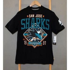 Футболка  NHL San Jose Sharks G-III  В НАЛИЧИИ в Ярославле