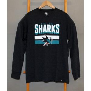 Футболка 47 Brand NHL San Jose Sharks  В НАЛИЧИИ в Ярославле