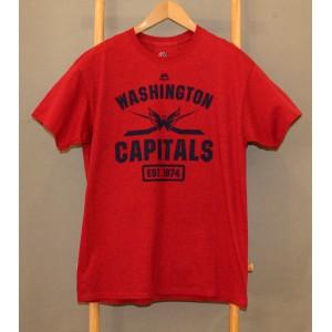 Футболка  Washington Capitals NHL Majestic  В НАЛИЧИИ в Ярославле