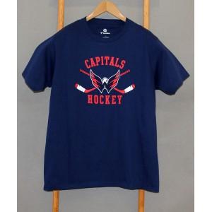 Футболка  Washington Capitals NHL Fanatics  В НАЛИЧИИ в Ярославле